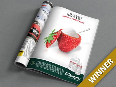 Valagro contest ADV Sweet