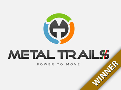 Restyling logo Metal Trails